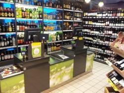 Cave à vin à Saint-Malo