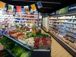 épicerie fine et produits frais